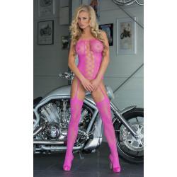 Floweret Neon Pink S/L