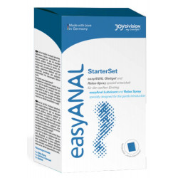 easyANAL-Starterset (Gel 80ml+Spray30ml)