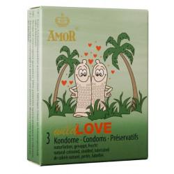 AMOR Wild Love / 3 pcs content