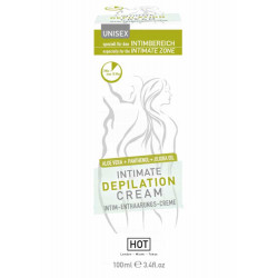 HOT Intimate depilation cream 100 ml