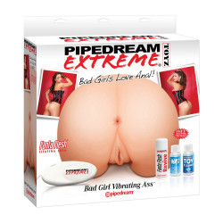 Pipedream Extreme Toyz Bad Girl Vibrating Ass Masturbia