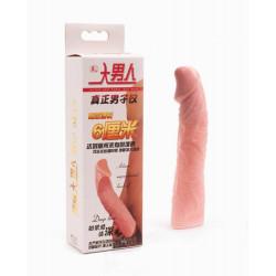 Realistic Penis Sleeve Flesh 1