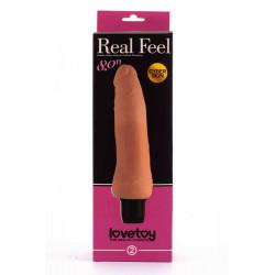 Real Feel Cyberskin Vibrator 3