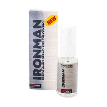 IRONMAN Control-Spray, 30 ml