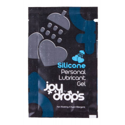 Silicone Personal Lubricant Gel - 5ml sachet (ONLY SAMPLE - CSAK MINTA)