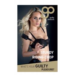 GP Strudy Riding Crop