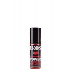 Strawberry Power Warming Massage Oil 100 ml