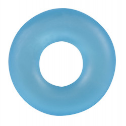 Stretchy Cockring Frosted Blue