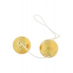 Plastic Balls Gold
