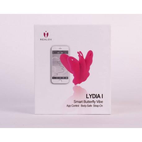 Realov - Lydia I Smart Butterfly Vibe Pink