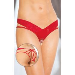 Thongs 2438 - red M/L