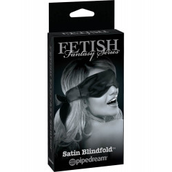 Fetish Fantasy Limited Edition Satin Blindfold