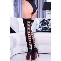 CR 4316 O/S Black Stockings