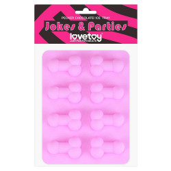 Pecker Chocolate /Ice Tray AS PIC