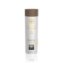 Luxury body oil edible - Vanilla 75ml
