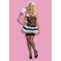 Housemaid 5 pcs costume S/M