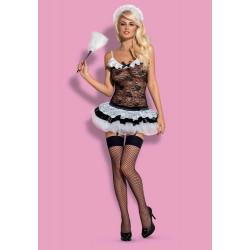 Housemaid 5 pcs costume S/M
