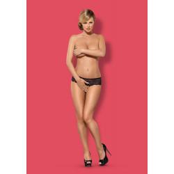 Merossa crotchless panties L/XL