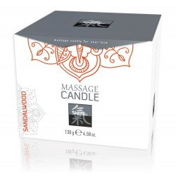 Massage Candle - Sandalwood 130 g