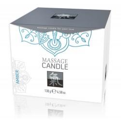 Massage Candle - Amber 130 g