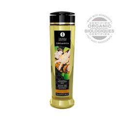 MASSAGE OIL ORGANICA 240 ml / 8 oz ALMOND SWEETNESS