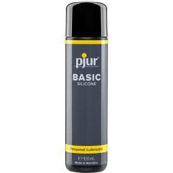 pjur® Basic Silicone - 100 ml bottle