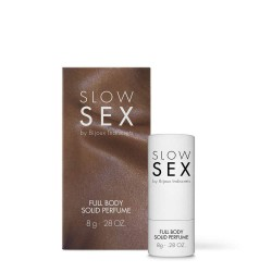 Full Body solid perfume