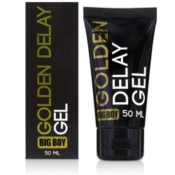 Big Boy: Golden Delay Gel - 50 ml (DE/PL/HU/CZ/LV/SL)