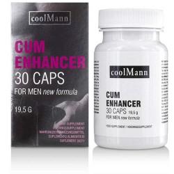 CoolMann Cum Enhancer - 30 caps