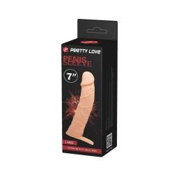 "Pretty Love Penis Sleeve 7"""