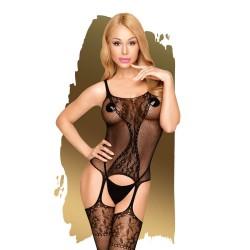 Miss curvy S-L (black)