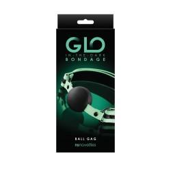 GLO Bondage - Ball Gag - Green